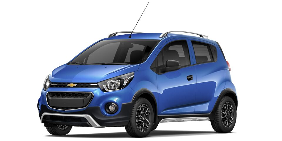 Chevrolet Beat Hatchback 2020 en color índigo